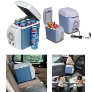 Ηλεκτρικό Φορητό Ψυγειάκι 7.5 Λίτρων για το Αυτοκίνητο