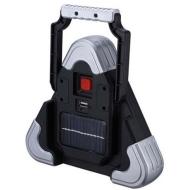 Φωτιζόμενο Τρίγωνο Ασφαλείας Αυτοκινήτου Led & Επαν. Φακός Εργασίας Hurry Bolt HB - 6609