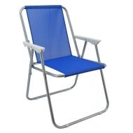 Καρέκλα εξοχής σπαστή 52x37x38.5cm SIDIRELA