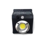 Εξωτερικός Ηλιακός Προβολέας LED Τοίχου.