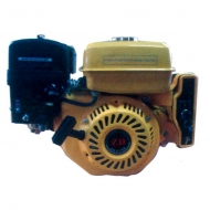 Κινητήρας βενζίνης LIANLONG 170F χειρόμιζα με σφήνα
