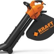 Φυσητήρας-Αναρροφητήρας ηλεκτρικός KRAFT 3000w